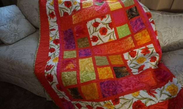 Quilter's Piece by Valerie Bourque