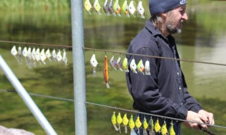 Meet The Artist- Herman Oswald and Catching Concepts Crankbaits