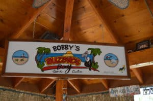 Rouland Bar Sign