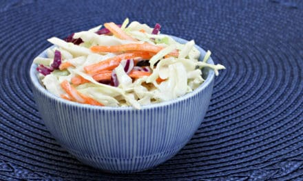 Cabbage Apple Cole Slaw
