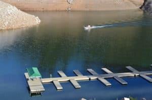 Tsadi private dock