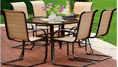 Shop Patio Furniture HERE For Great Buys On Patio Sets And Outdoor Decor  For Your Home.