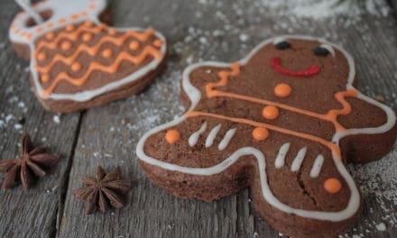 Cinnamon Scented Christmas Tree Ornaments