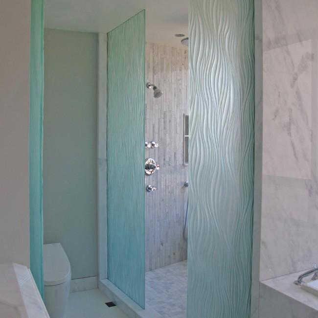 Snail Shower Design Ideas: Mountain Valley Living