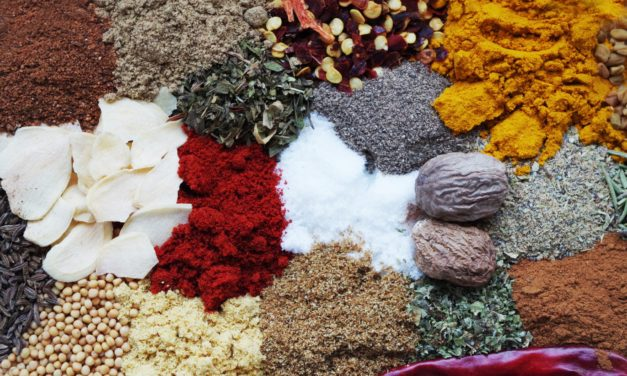 Get Toasty with these Warming Spices
