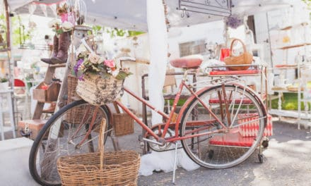 Spring Antiquing In Northern California
