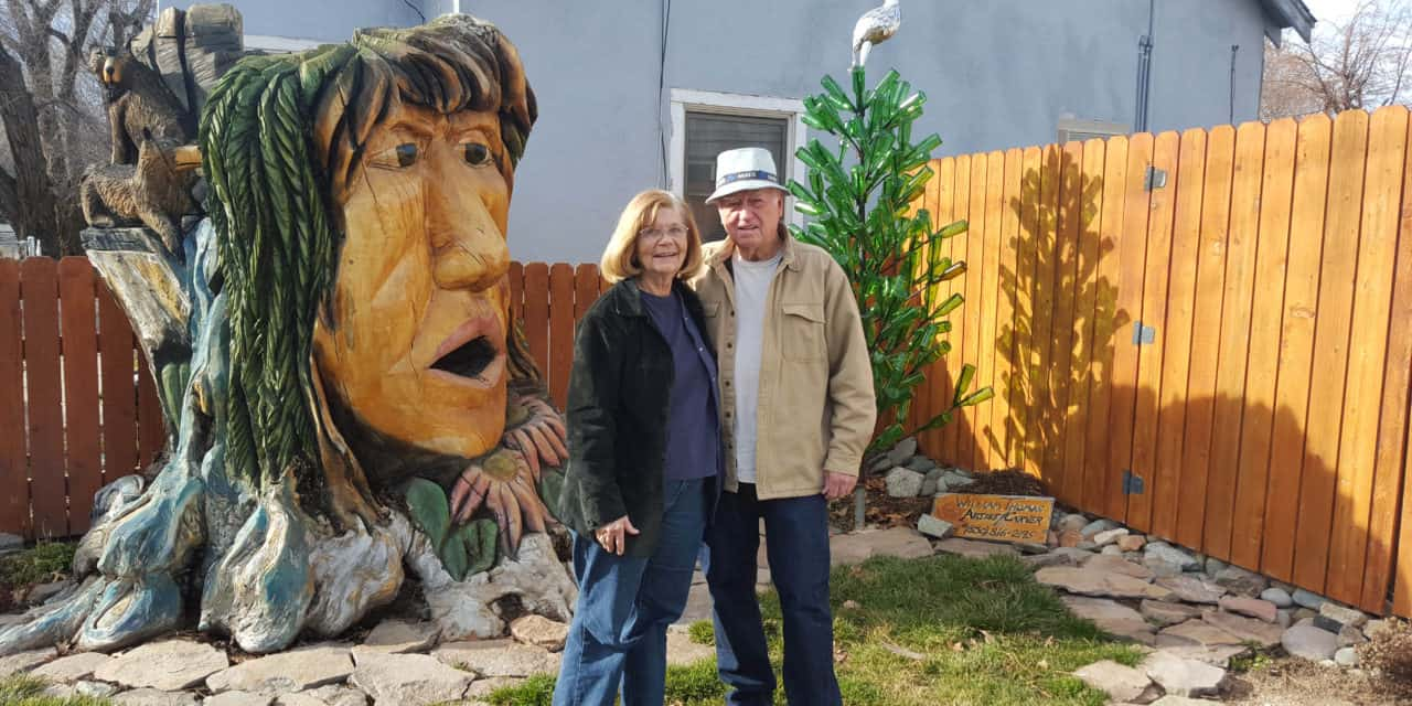 The Story Behind the Carved Tree In Susanville