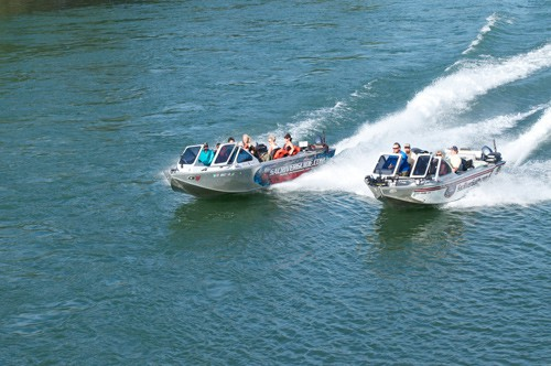 Redding Jet Boat Tours