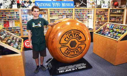 National YO-YO Museum – Chico, Ca