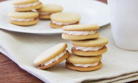 Maple Creme Cookies
