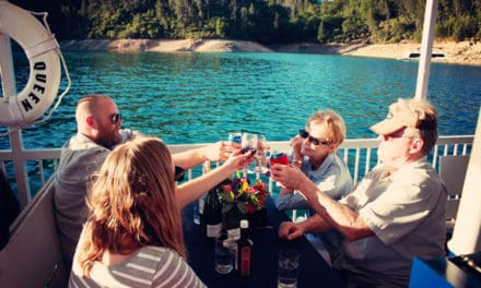 Shasta Dinner Cruise & Caverns