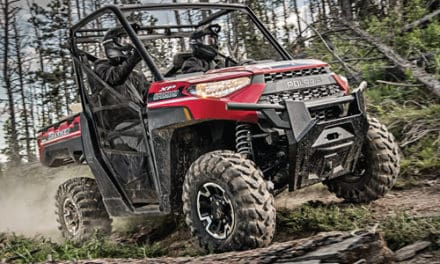 Dirt- Ranger 1000 Polaris 2018 Model