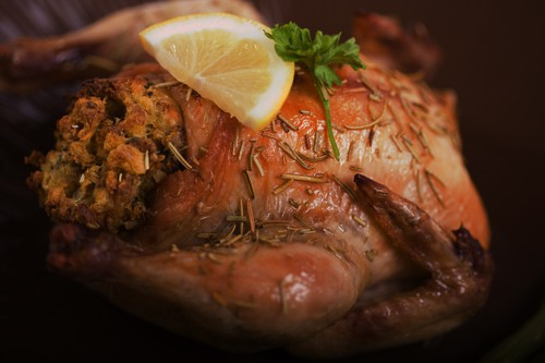Holiday Cornish Game Hens For Two