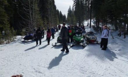 Lake Almanor Snowmobile Club – Poker Run 2018