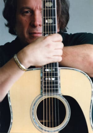 Don McLean with Guitar