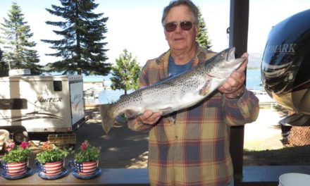 Fishing Fun In and Around Lake Almanor
