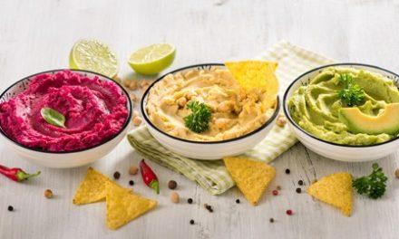 Homemade Hummus Dip