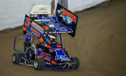Outlaw Kart Racing in Red Bluff