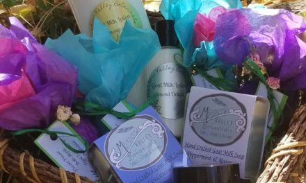Meadow Valley Botanicals- Goat's Milk Soaps, Lotions  & Potions