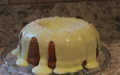 Josie's Midori Cake Recipe
