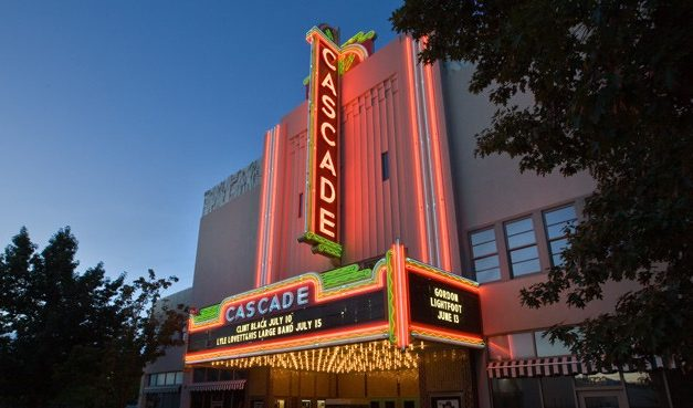 Road Trip to Cascade Theatre in Redding CA