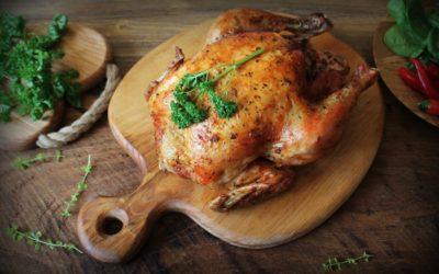 Fresh Roasted Turkey Recipe