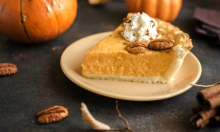 Real Pumpkin Pie Recipe