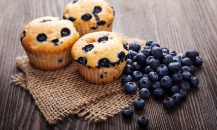 Basic Muffin Recipe- Add your favorite fruit