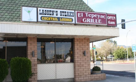 El Tepeyac Grille Susanville 530-257-7220 Lassen Steaks, full bar, Mexican-American
